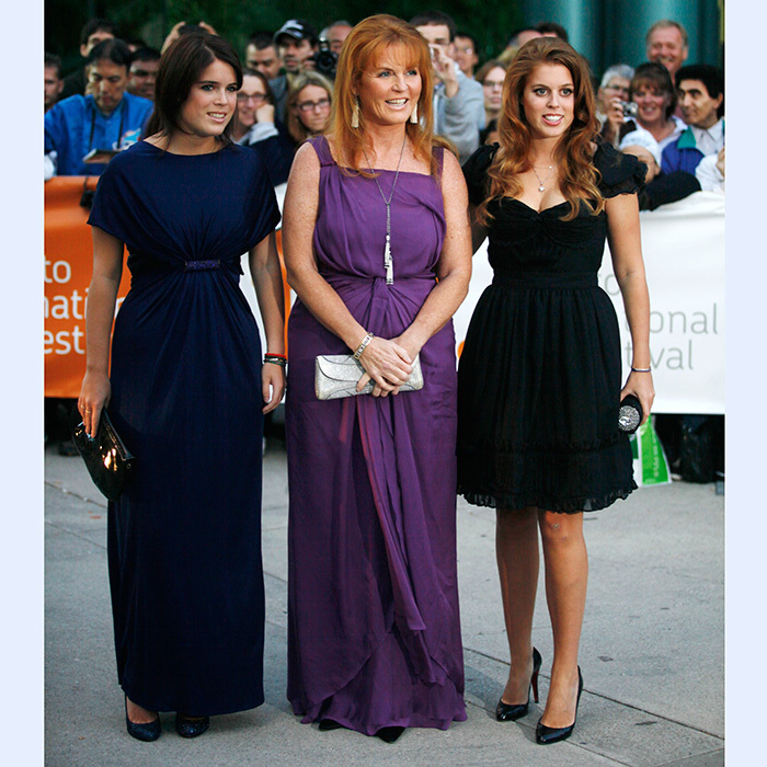 <h4>Princess Beatrice had...</h4>