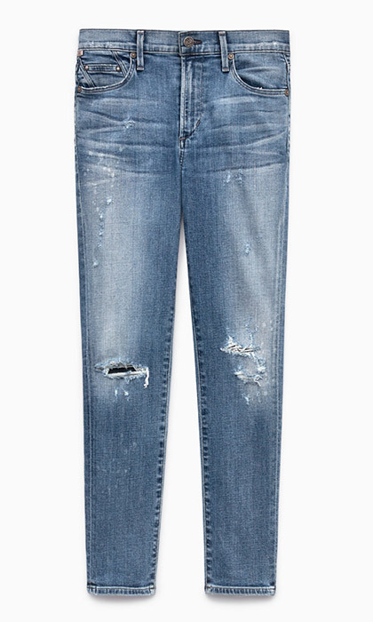 <p><strong>Citizens of Humanity Rocket Crop Fizzle in Light Blue</strong> $298, <em>aritzia.com</em></p>