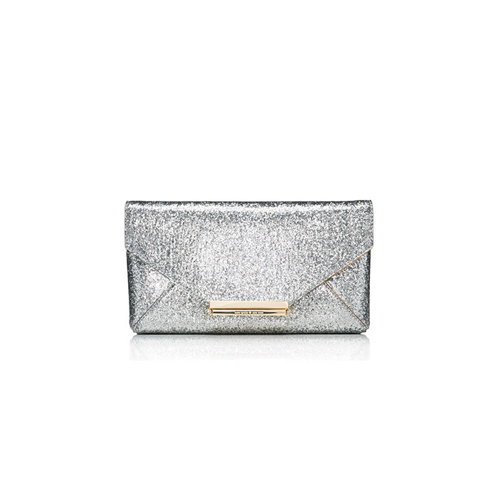 <p><strong>Wedding Belles Charla in Silver</strong>, $251, <em>katespade.com </em></p>