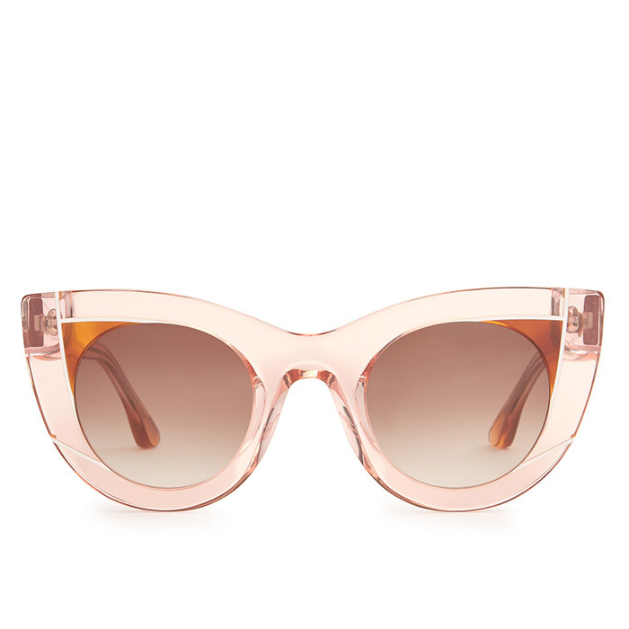 <p><strong>Thierry Lasry Wavvy Cat-Eye Acetate Sunglasses</strong>, $580, <em>matchesfashion.com</em></p>