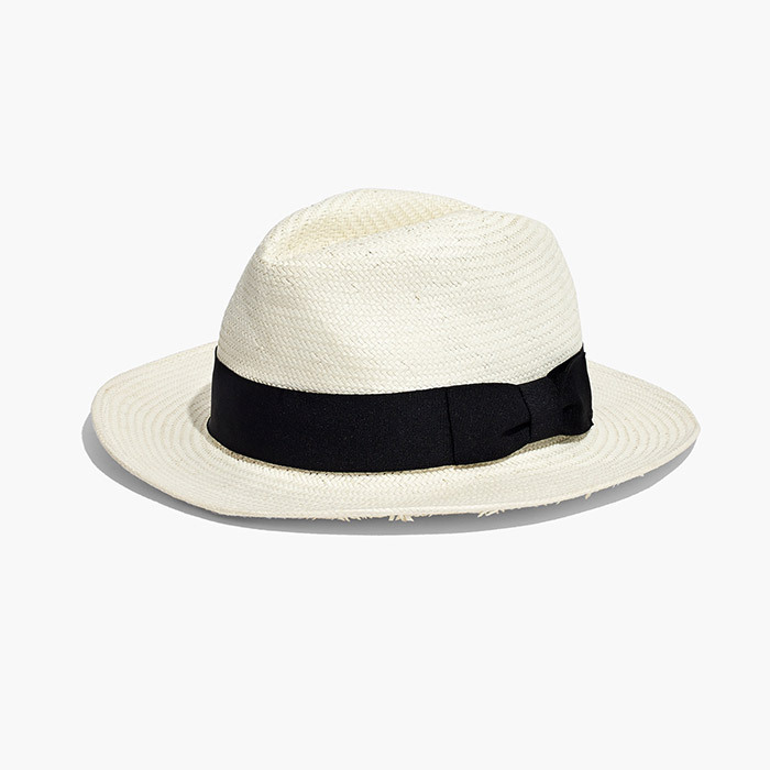 <p><strong>Madewell x Biltmore Panama Hat in Natural</strong>, $77, <em>madewell.com</em></p>