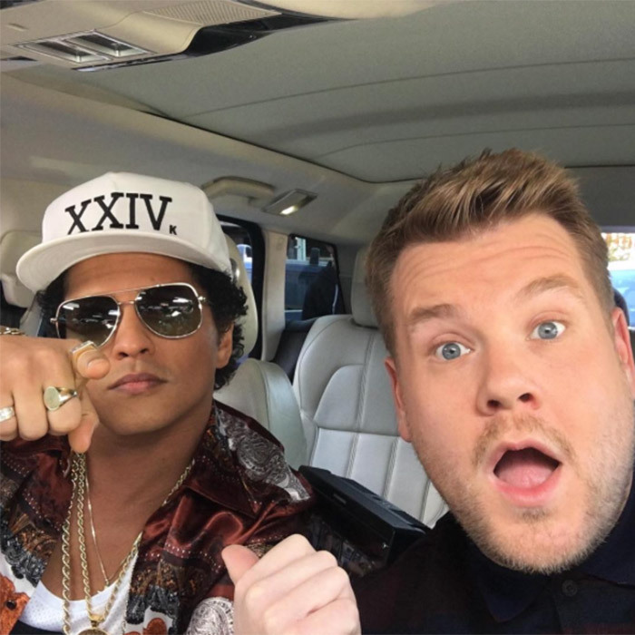 When he created arguably the funniest Carpool Karaoke episode with James Corden