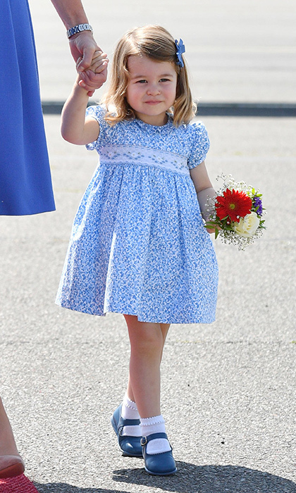 <h3>PRINCESS CHARLOTTE</h3>