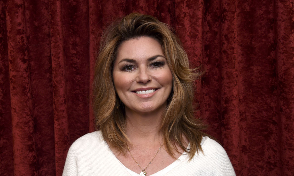 Shania Twain Announces Tour Hello Canada