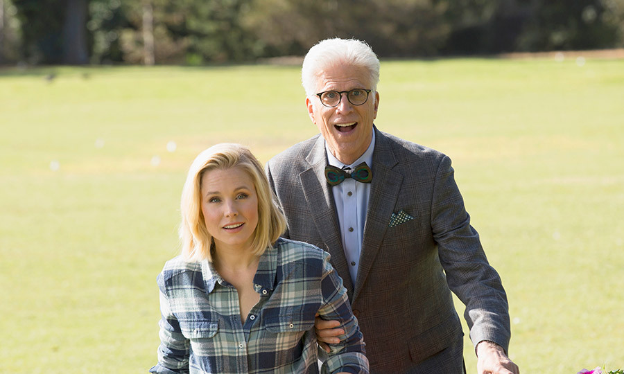 <h3>THE GOOD PLACE</h3>