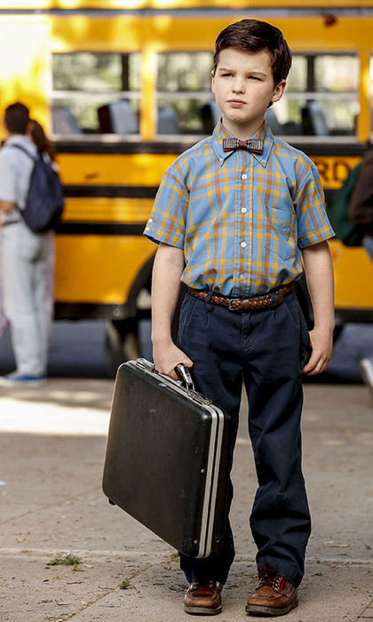 <h3>YOUNG SHELDON</h3>