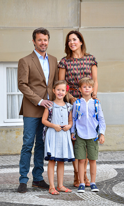 <h2>Prince Vincent and Princess Josephine of Denmark, 2017</h2>