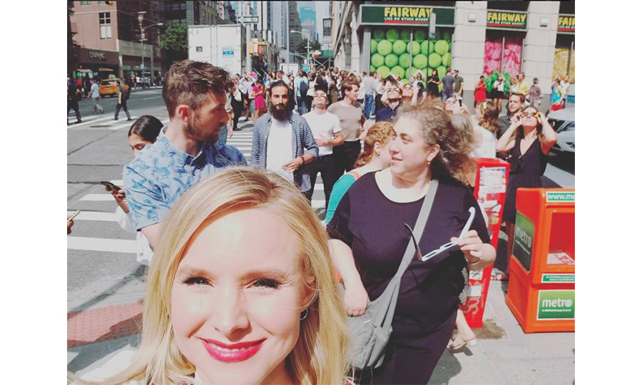 <h4>Kristen Bell</h4>