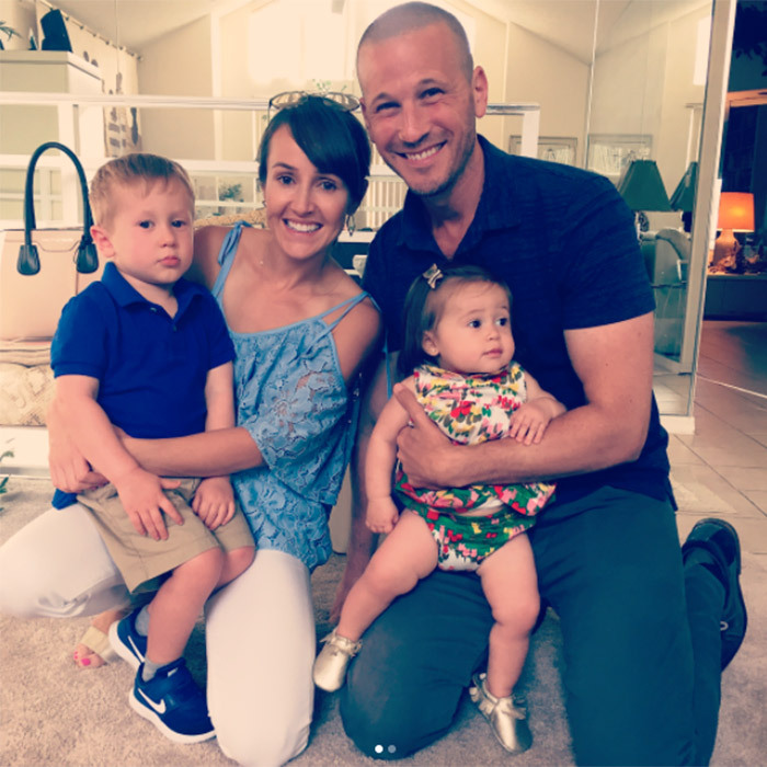 <h3><strong>Ashley Hebert Rosenbaum and J.P. Rosenbaum</strong></h3>