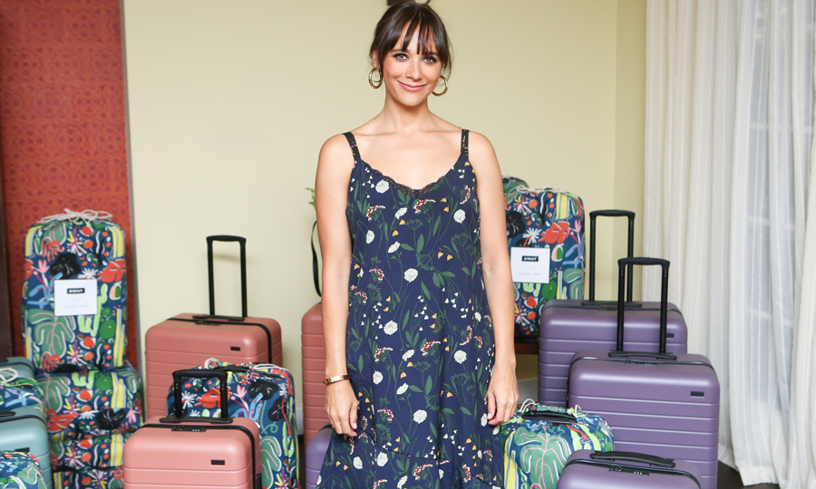 Rashida Jones gave everyone attending her Away: Edition RJ launch major wanderlust after showing off the vibrant collection inspired by her own travels to Stockholm at a dinner at the Chateau Marmont in West Hollywood.