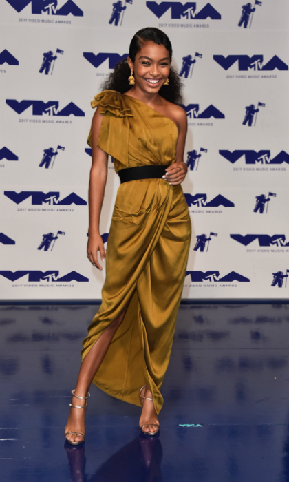 <h3>Yara Shahidi</h3>