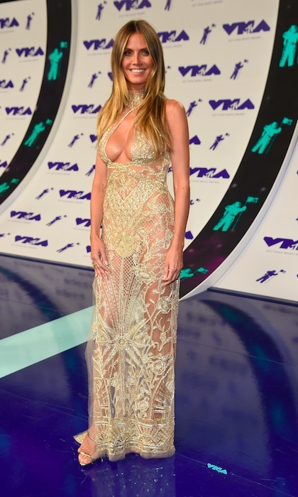 <h3>Heidi Klum</h3>