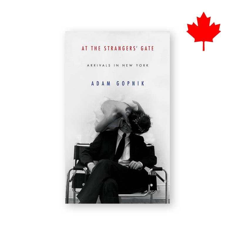 <h3>At the Strangers' Gate, by Adam Gopnik, $34  </h3>