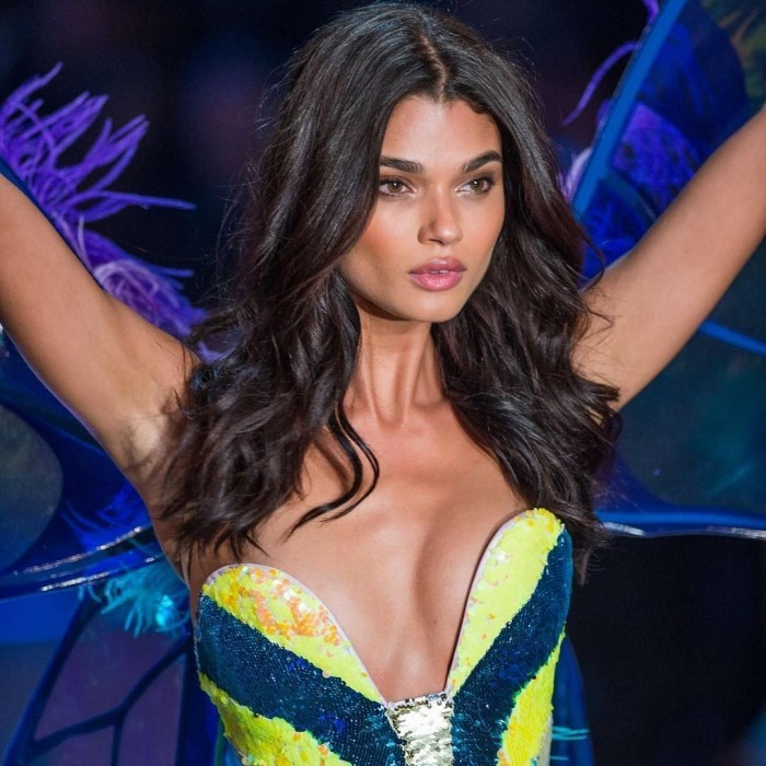 "Daniela Braga was also confirmed to return. ""I was constantly bullied throughout school and suffered depression when I was younger,"" the 25-year-old Brazilian model wrote on her Instagram. ""I did not have a lot of support when I started my career. I moved to NY and did not speak English and heard a lot of NO's. I went through a lot but persevered. Today, I am beyond happy to share with you that I will be on the VSFS 2017!!! Never give up on your dreams.""