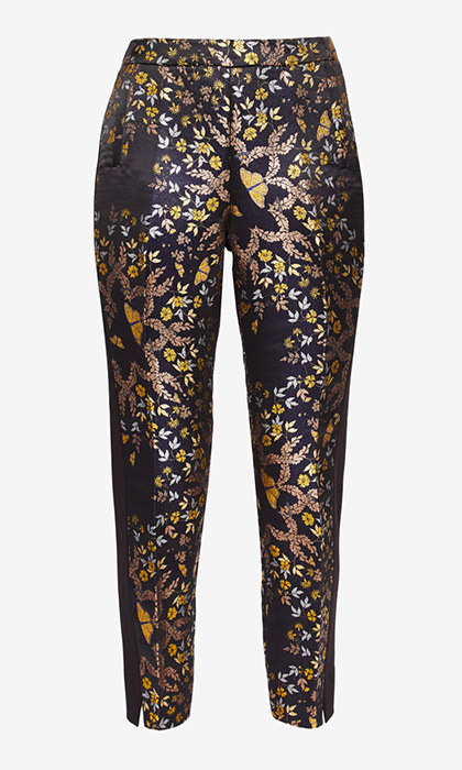 <p><strong>TVNAT Kyoto Gardens Tailored Trousers</strong>, $315, <em>tedbaker.com</em></p>