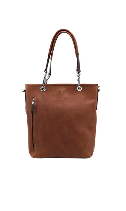 <p><strong>Ruma Bag in Natural Pebble</strong>, $325, <em>rudsak.com</em></p>
