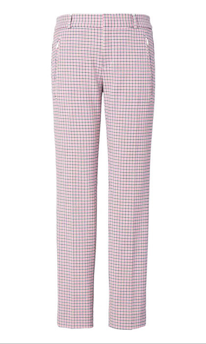 <p><strong>Sloan Plaid Zip-Pocket Pant</strong>, $124, <em>bananarepublic.gapcanada.ca</em></p>