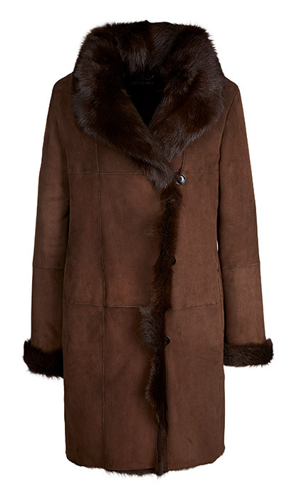 <p><strong>Marc Cain Coat</strong>, $2,930, marc-cain.com</p>