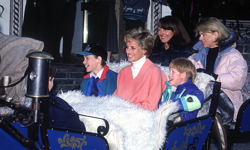 "Remembering Diana fondly, Prince Harry said: ""She was our mum. She still is our mum. And of course, as a son I would say this - she was the best mum in the world. She smothered us with love, that's for sure.""