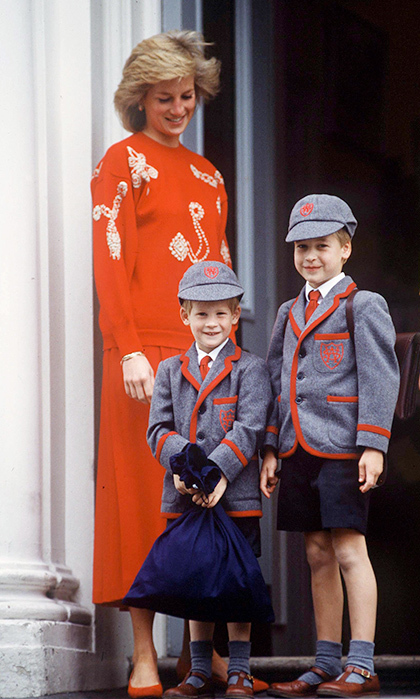 """She was a massive card writer,"" <strong><a href=""/tags/0/prince-william"">Prince William</a></strong> said in the documentary. ""She loved the rudest cards you could imagine. And I would be at school and I'd get a card from my mother. Usually she found something, you know, very embarrassing, you know, a very funny card, and then sort of wrote very nice stuff inside.  But I dared not open it in case the teachers or anyone else in the class had seen it.""