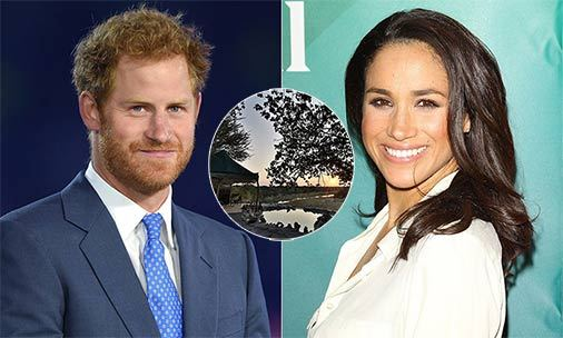 In late August, Prince Harry whisked Meghan away on a romantic three-week African holiday. The royal took his girlfriend to the Meno a Kwena camp in Botswana – a place that he has visited on several occasions since his first stay 20 years ago.