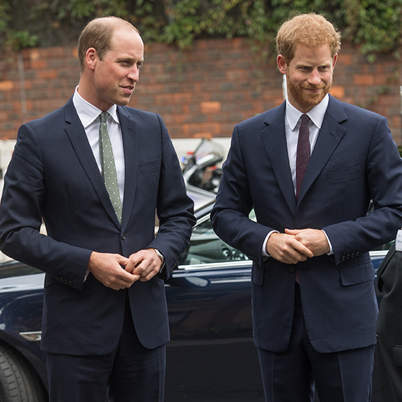 <p>British royal brothers Prince William and Prince Harry made an emotional visit to the newly established Royal Foundation Support4Grenfell community hub on September 5 in London. The pair met members of the Grenfell community and people leading the volunteer effort, close to where the charred tower block stands. </p>