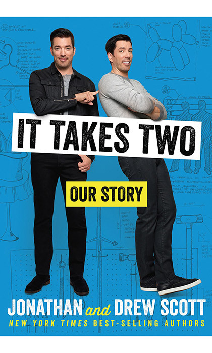 Together with twin brother Jonathan, Drew just released the memoir It Takes Two. He's also busy renovating his L.A. home with his fiancée, Linda. Fans will see how it all turned out later this fall on Property Brothers at Home: Drew's Honeymoon House (HGTV Canada).
