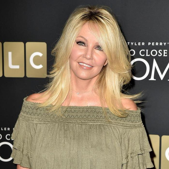 <p>Hollywood actress Heather Locklear has been rushed to hospital after crashing her car into a ditch near her home in Thousand Oaks, California, according to a new report.</p>
