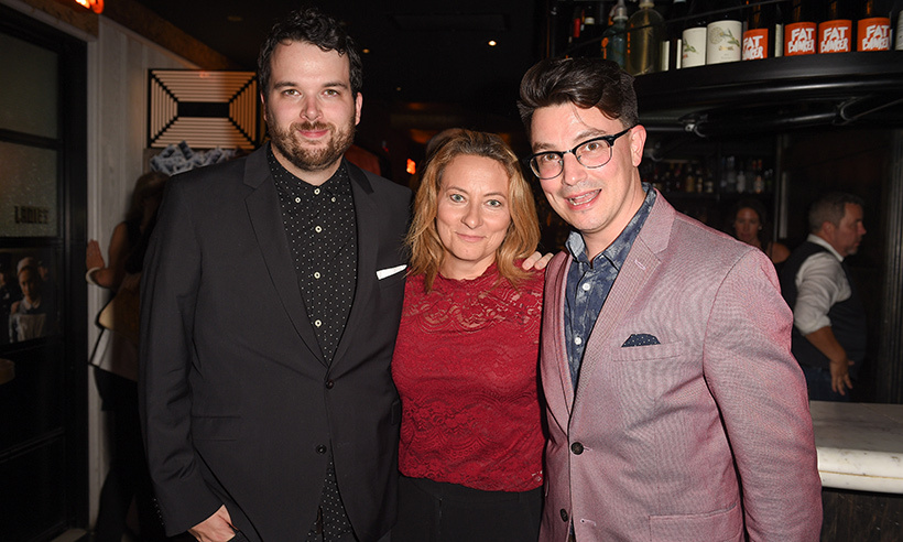 <h4>Alias Grace Premiere</h4>