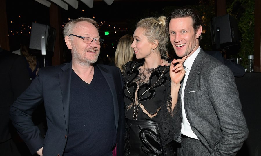 <em>The Crown</em>'s Jared Harris, Vanessa Kirby, and Matt Smith