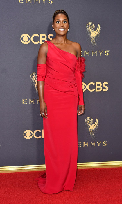 <h4>Issa Rae in Vera Wang</h4>