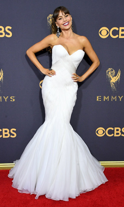 <h4>Sofia Vergara in Mark Zunino</h4>