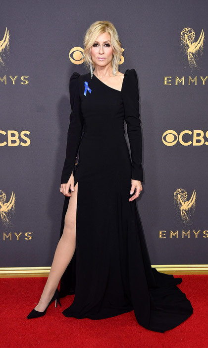 <h4>Judith Light in Christian Siriano</h4>