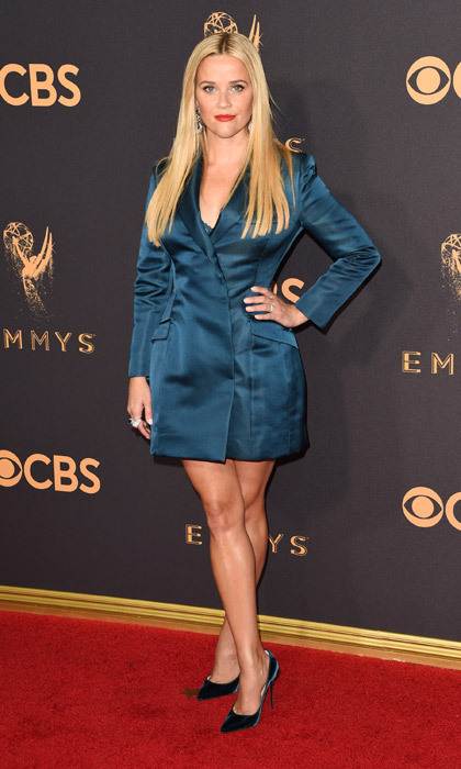 <h4>Reese Witherspoon in Stella McCartney</h4>