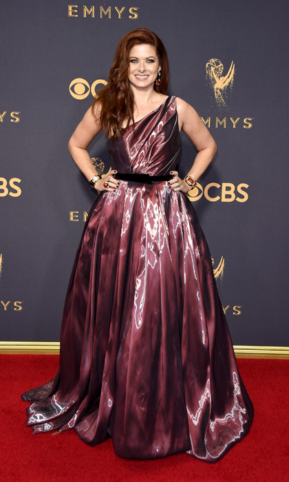 <h4>Debra Messing in Romona Keveza </h4>