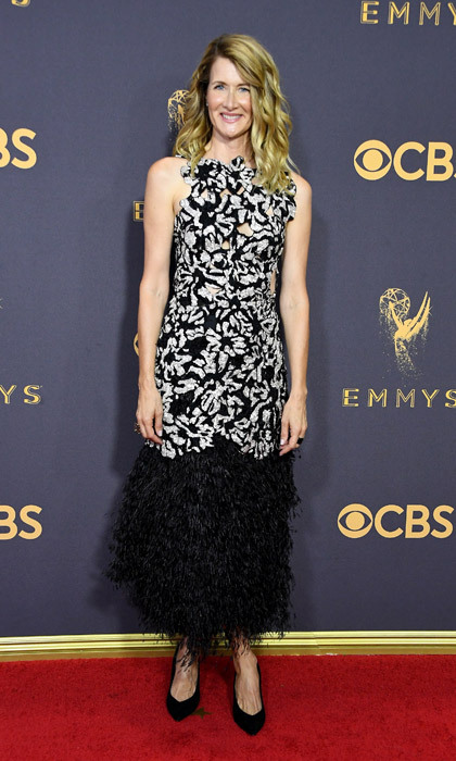 <h4>Laura Dern in Proenza Schouler</h4>