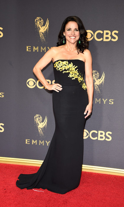 <h4>Julia Louis Dreyfus</h4>