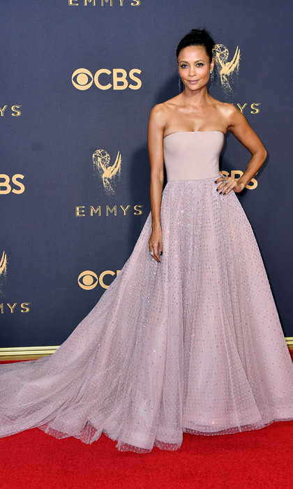 <h4>Thandie Newton in Jason Wu</h4>