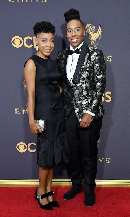 Lena Waithe and Alana Mayo