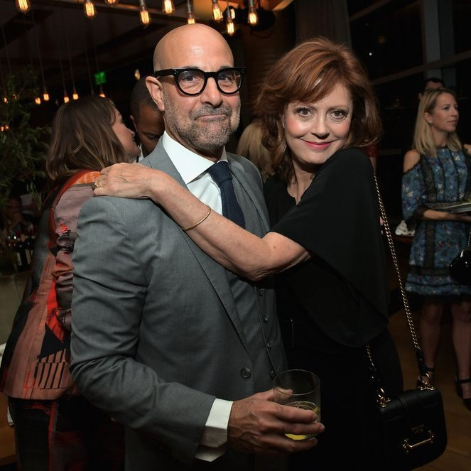 On September 16, FX Networks, in partnership with Vanity Fair, hosted a private cocktail party at CRAFT in Los Angeles to celebrate FX's 55 Emmy nominations. Shows recognized included American Horror Story: Roanoke, The Americans, Fargo and FEUD: Bette and Joan.