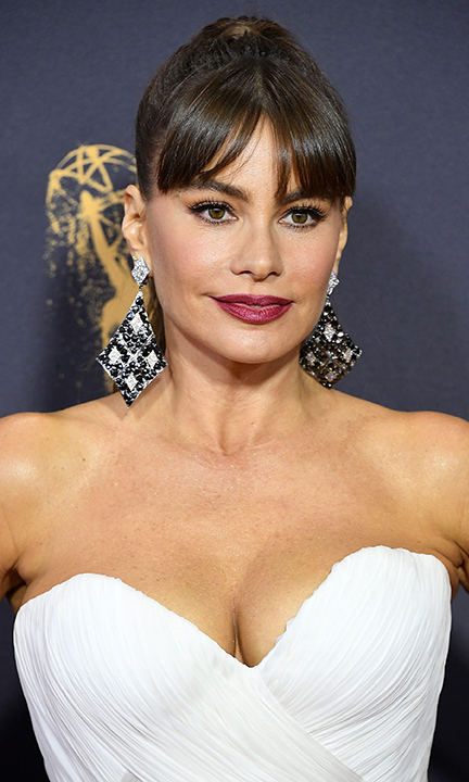 <h4>Sofia Vergara, Lorraine Schwartz </h4>