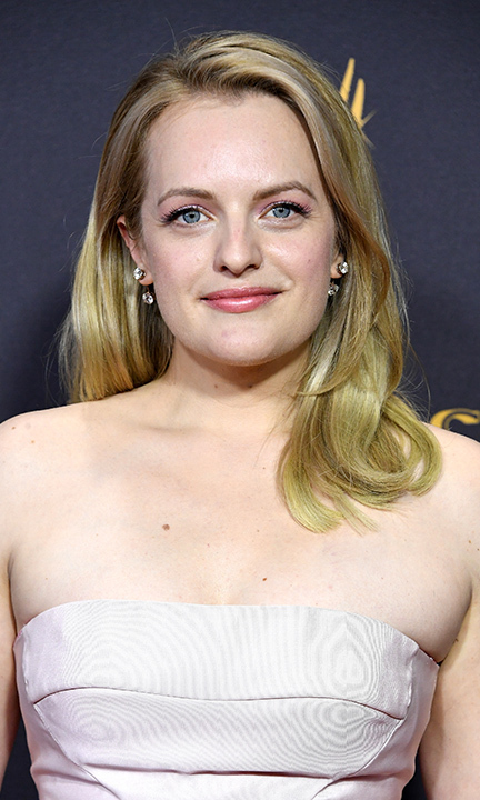 <h4>Elisabeth Moss, Forevermark Diamonds</h4>