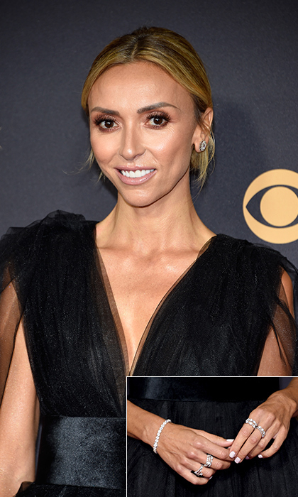 <h4>Giuliana Rancic, Forevermark Diamonds</h4>