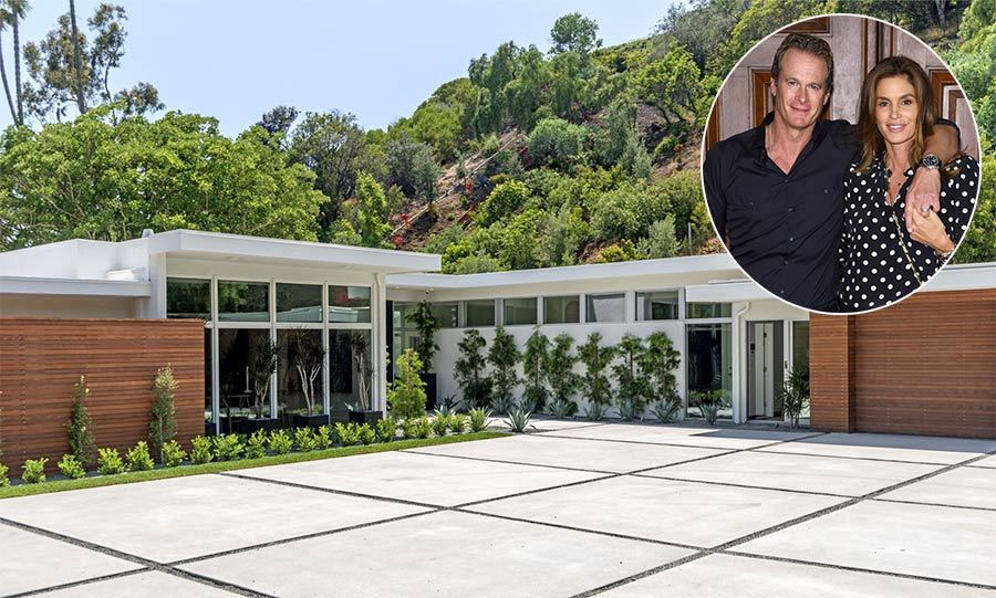 Cindy Crawford And Rande Gerber Splash Out 11 6 Million