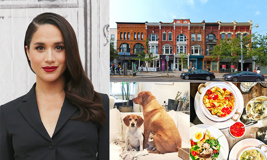 Meghan Markle was born and raised in California but for the past six years has called Toronto her home away from home. The star arrived in the city back in 2011 to start production on the now seven-season-deep hit legal drama <em>Suits</em>. Like most Torontonians, the 36-year-old has built her own collection of shops, restaurants and hoods that perfectly complement her meticulously  cultivated refined taste. 