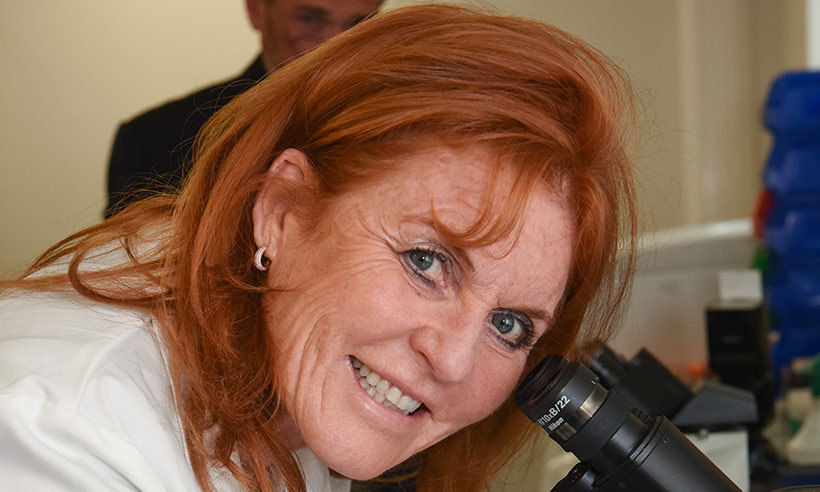 Sarah Ferguson talks life in the public eye and her bond with Prince ...