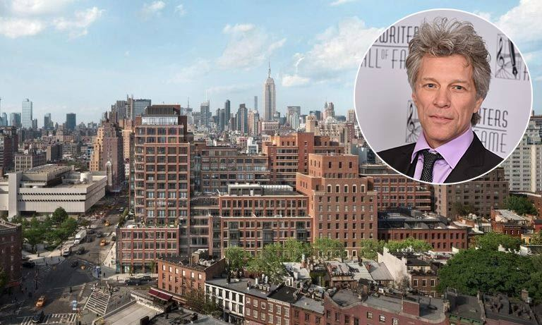 "<p><strong><a href=""/tags/0/jon-bon-jovi/"">Jon Bon Jovi</a></strong> is the latest famous face to put down roots in the trendy Greenwich Village area of <strong><a href=""/tags/0/new-york/"">New York</a></strong>. The rocker has splashed out close to $19 million on a four-bed, four-and-a-half bathroom home in the neighbourhood, which counts Jessica Chastain and Alec Baldwin among its famous residents.</p>