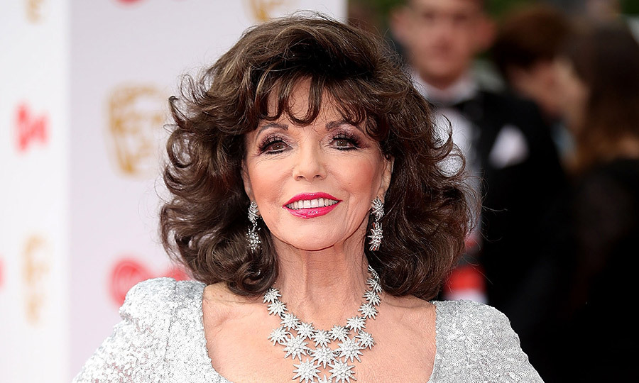 One On One With Joan Collins Hello Canada