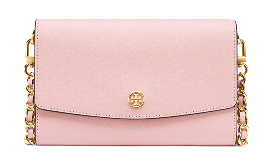 <p><strong>Parker Chain Wallet</strong>, $366, <em>toryburch.com</em></p>