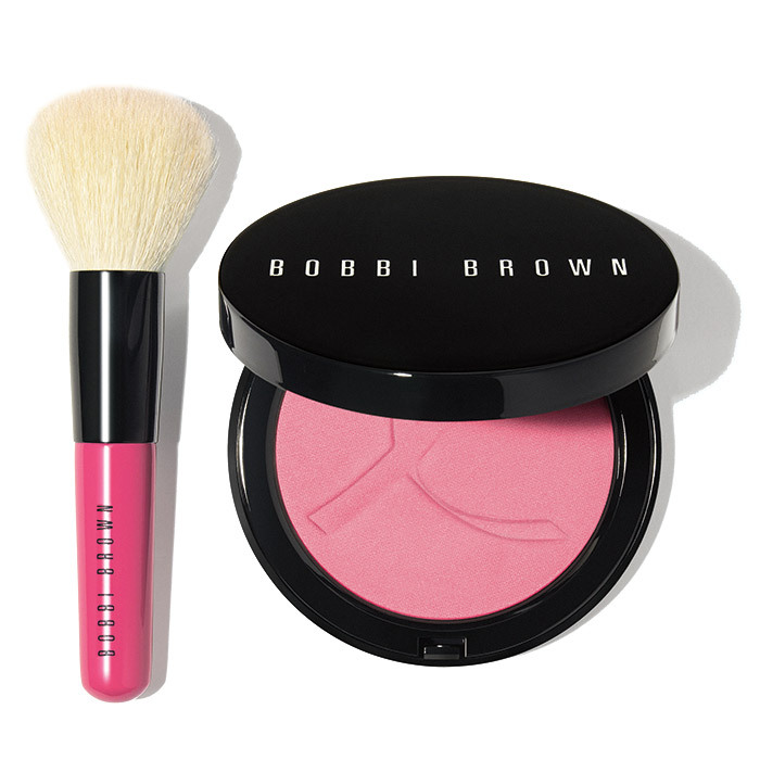 <p><strong>Bobbi Brown Pink Peony Illuminated Bronzing Powder Two-Piece Set</strong>, $70, at Hudson's Bay, <em>thebay.com</em></p>